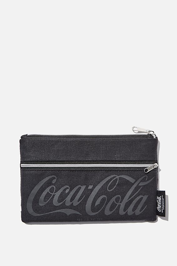 Archer Pencil Case, LCN COK COCA COLA