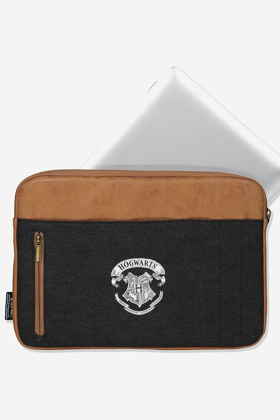 Harry Potter Take Charge 15 Inch Laptop Cover, LCN WB HOGWARTS CREST