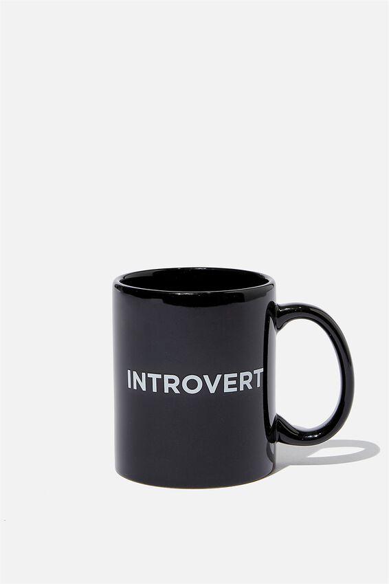 Anytime Mug, INTROVERT EXTROVERT