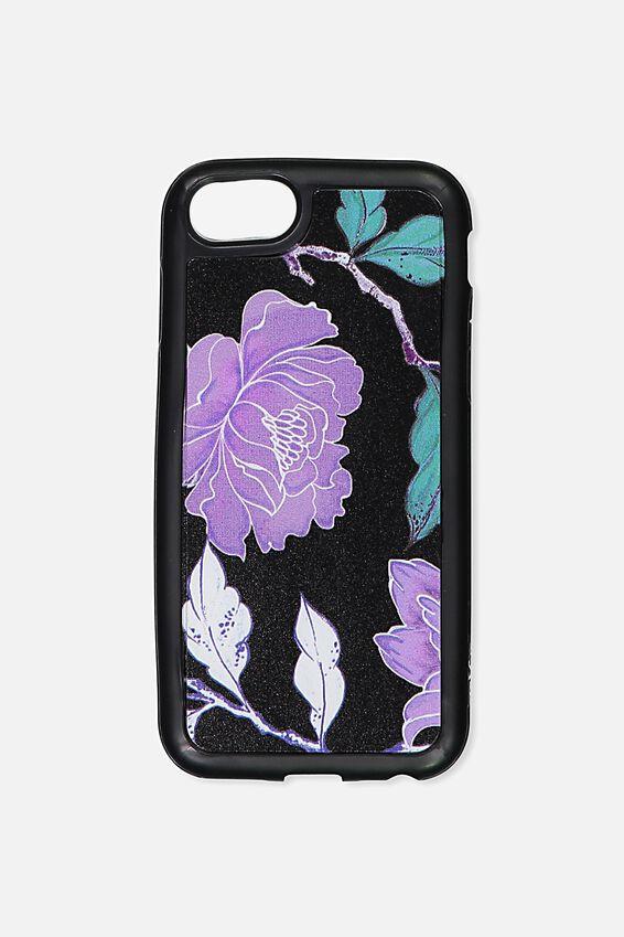 Superior Phone Case Universal 6,7,8, LUSH FLORAL