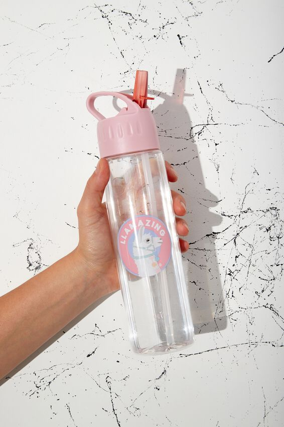 Refresher Water Bottle, LLAMAZING