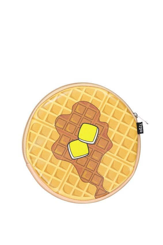 Shape It Pencil Case, WAFFLE STACK