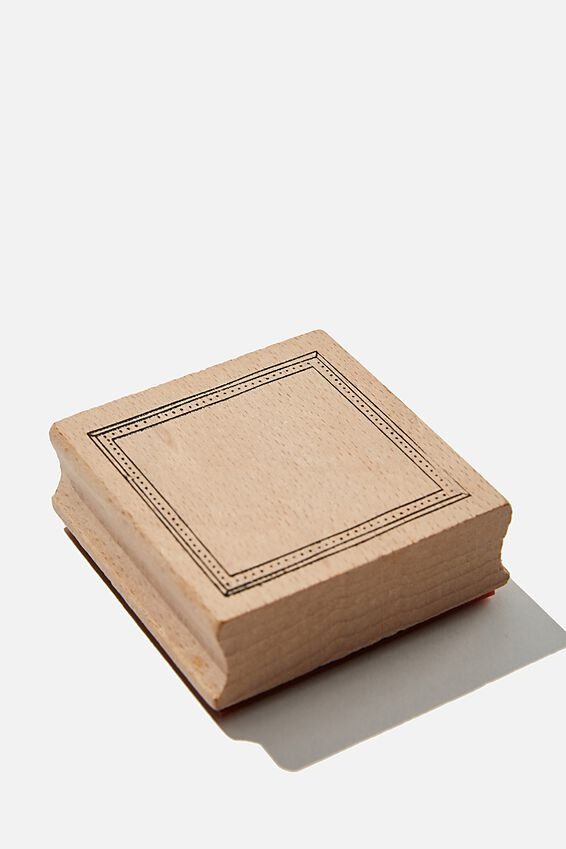 Large Stamp, FRAME