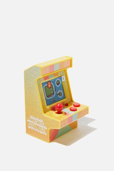 Compact Arcade Game, RETRO PEACH