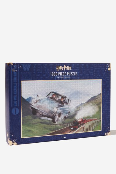 Double Sided Puzzle, LCN HARRY POTTER