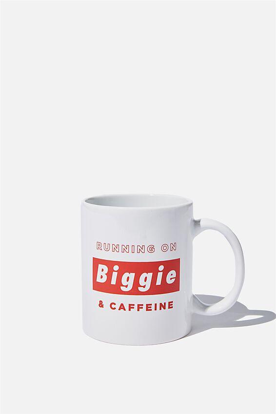 Biggie Anytime Mug, LCN MT BIGGIE