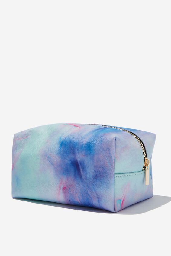 Made Up Cosmetic Bag, PARADISE WATERCOLOR