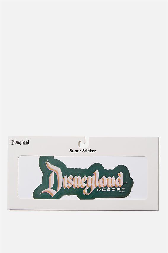 Disney Super Sticker, LCN DIS DISNEYLAND