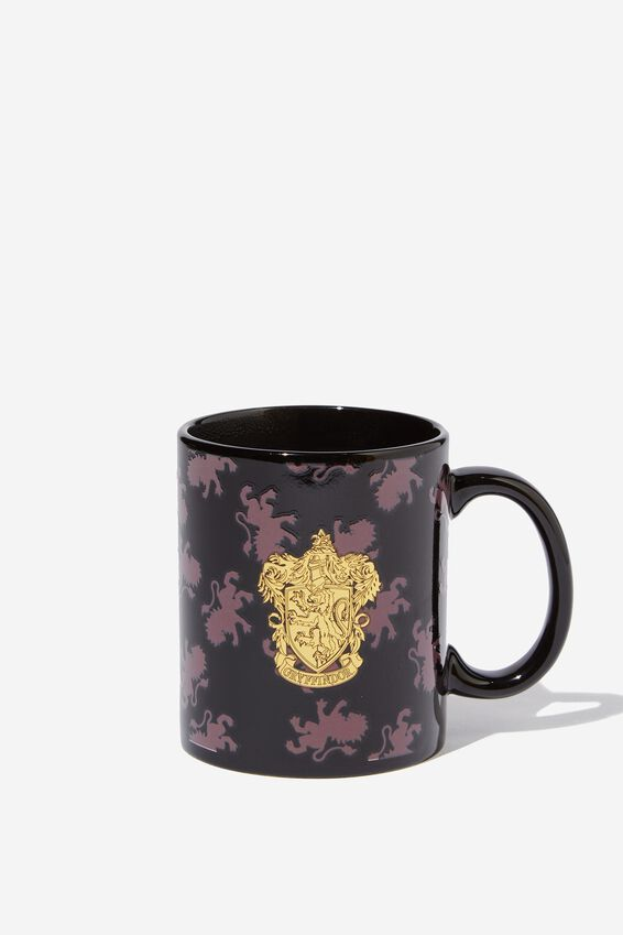 Harry Potter Heat Sensitive Mug, LCN WB HPO GRYFFINDOR