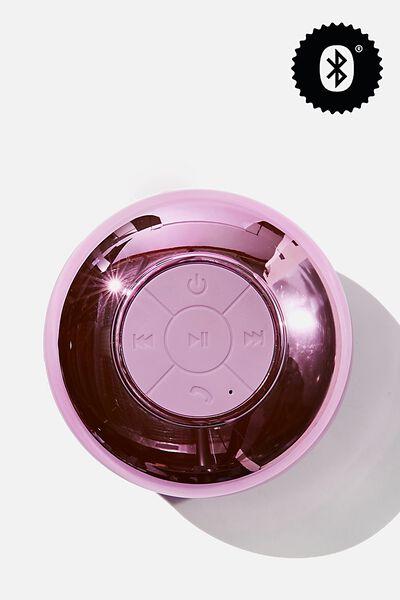 Wireless Shower Speaker, LILAC
