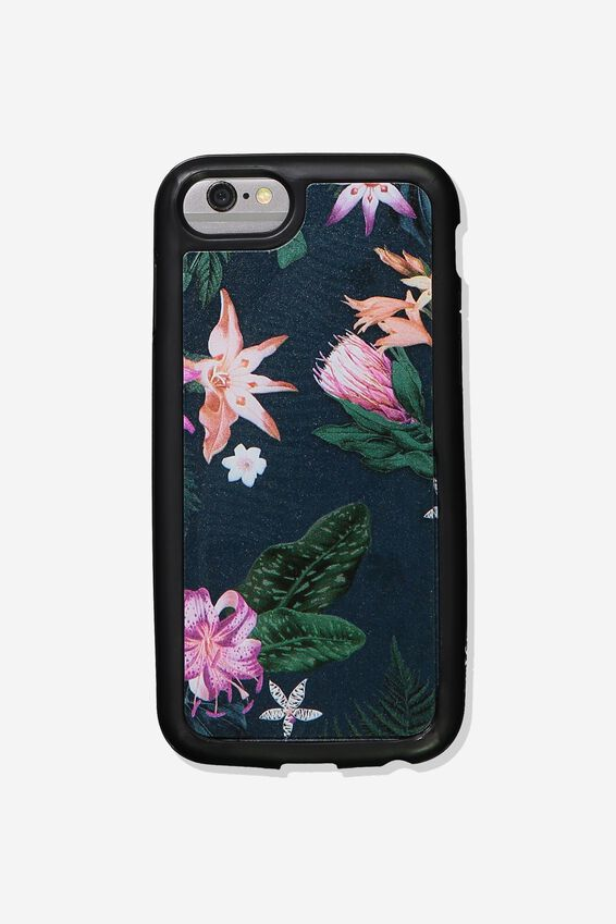 Superior Phone Case Universal 6,7,8, JUNGLE FLORAL