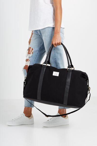 Neo Weekender Duffel Bag, BLACK ARROWS