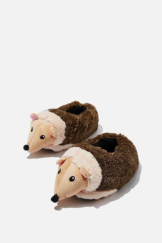 Slippers, HEDGEHOG