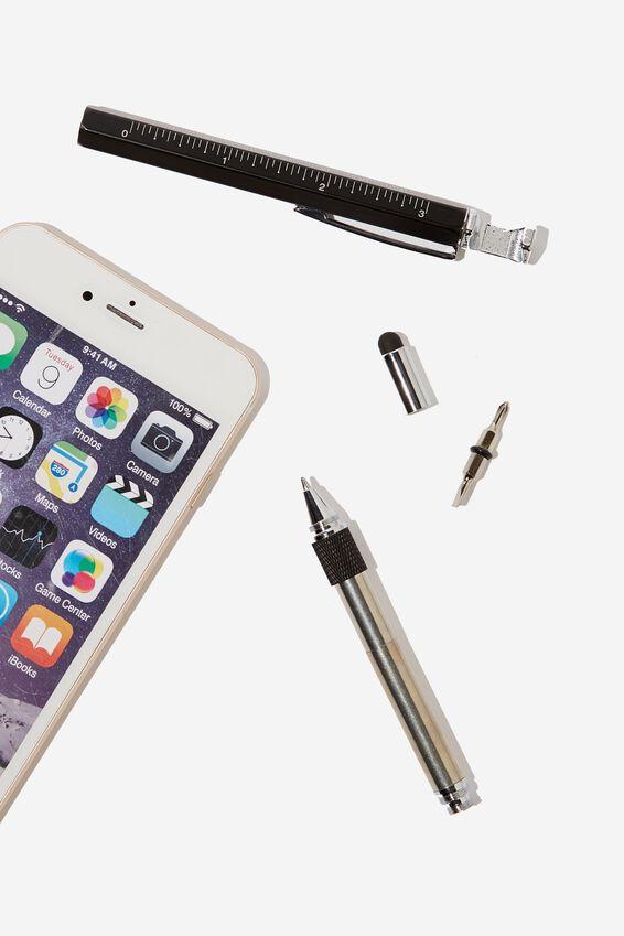 Gadget Pen, MATTE BLACK