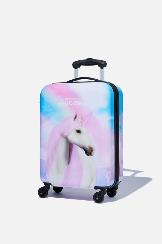 Small Suitcase, MAJESTIC UNICORN