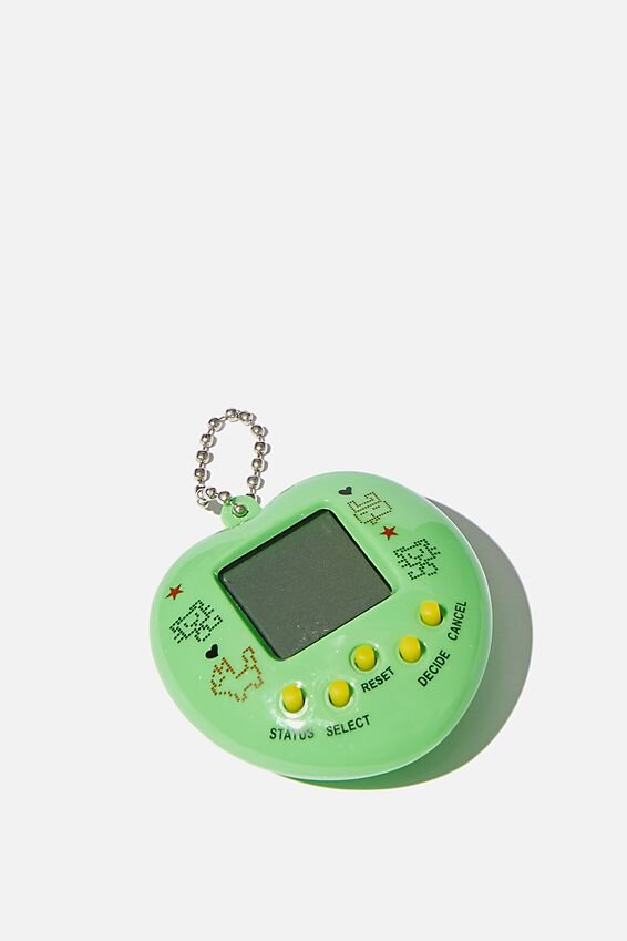 Pocket Pet, GREEN