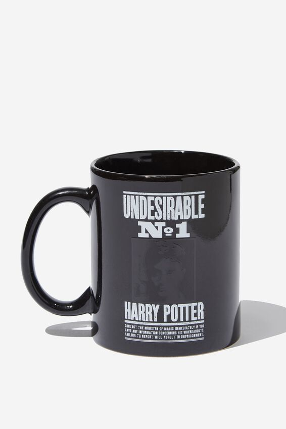 Harry Potter Heat Sensitive Mug, LCN WB HPO UNDERSIREABLE