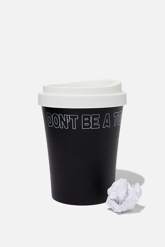 Desktop Bin, COFFEE CUP