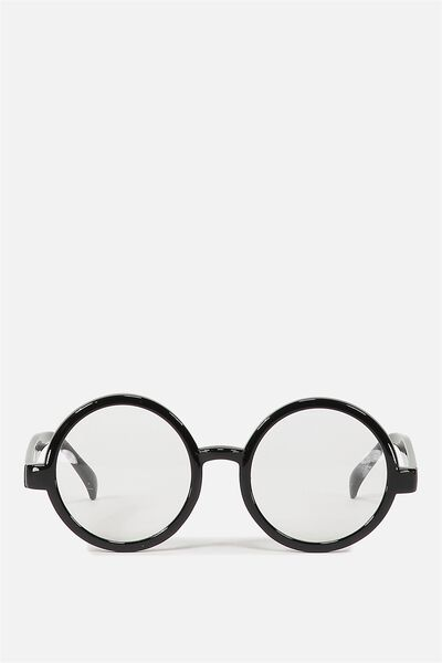 Novelty Glasses, BLACK ROUND
