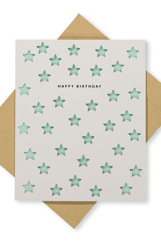 Premium Nice Birthday Card
