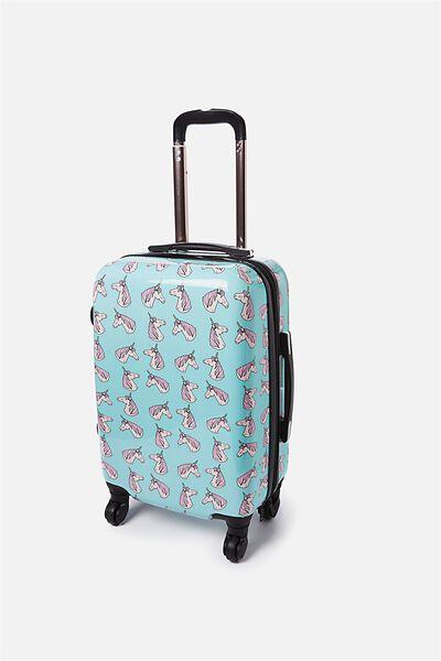 Small Suitcase, NOVELTY UNICORN