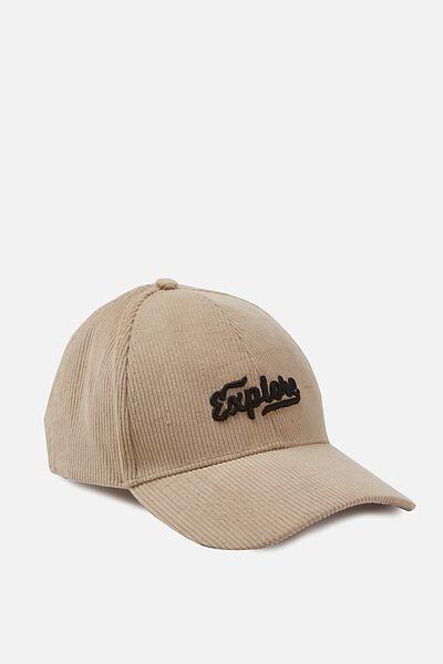 Novelty Caps, EXPLORE