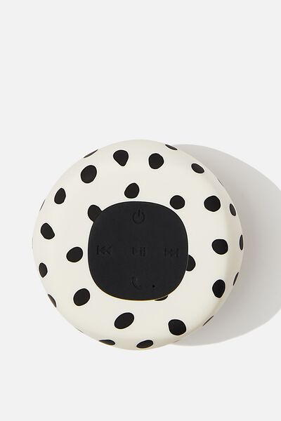 Wireless Shower Speaker, DOTTY SPOT 2.0