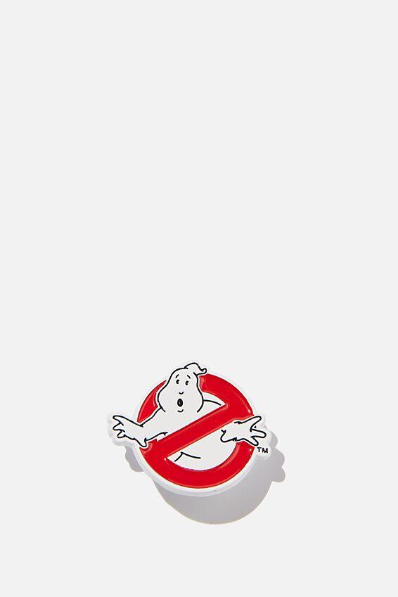 Ghostbusters Enamel Badge, LCN SON GHOSTBUSTERS