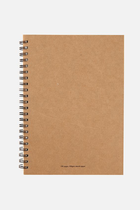 Visual Diary A4, CRAFT