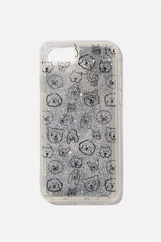 Shake It Phone Case Universal SE, 6,7,8, DOGS ILLUSTRATIONS