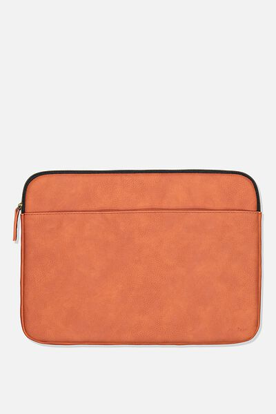 Core Laptop Cover 13 Inch, RUST