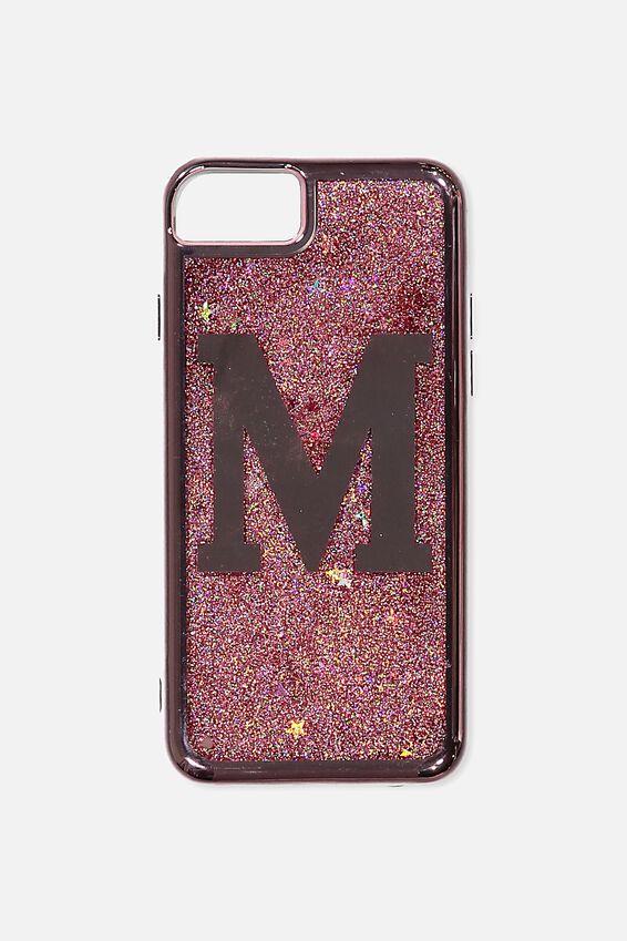 Shake It Phone Case Universal SE, 6,7,8, ROSE GOLD M