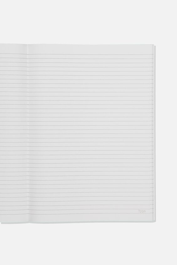 A4 Academy Notebook, GRID