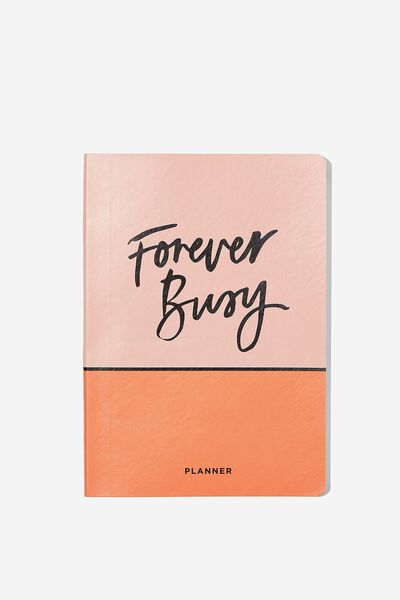 A5 Planner, PINK DREAMS
