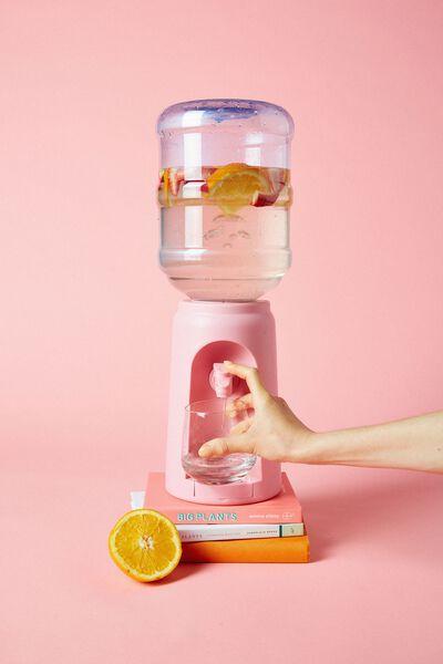 Desktop Water Dispenser, PALE PINK
