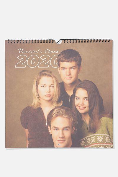 2020 Tv Show Calendar, LCN SO DAW DAWSONS CREEK