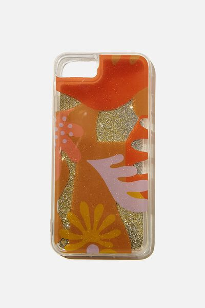 Phone Case Universal SE, 6,7,8, OVERSIZED FLORAL