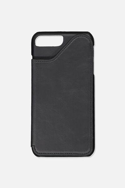 Multi Cardholder 6, 7, 8 Plus, BLACK