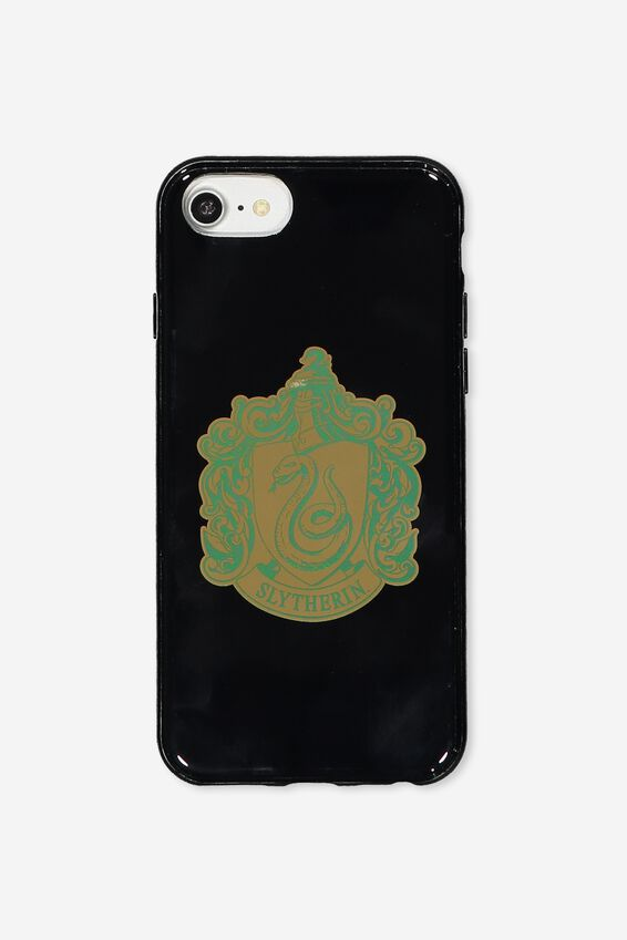 Harry Potter Printed Phone Cover Universal 6,7,8, LCN SLYTHERIN