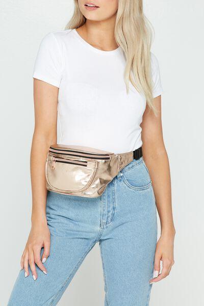 Bum Bag, ROSE GOLD