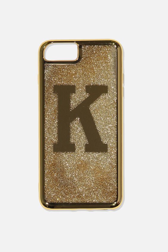 Shake It Phone Case 6, 7, 8 Plus, GOLD K