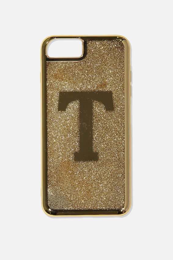 Shake It Phone Case 6, 7, 8 Plus, GOLD T