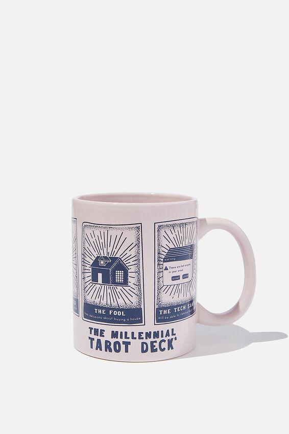 Anytime Mug, MILLENIAL TAROT DECK