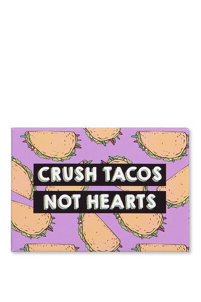 Quirky Magnets, FU TACOS