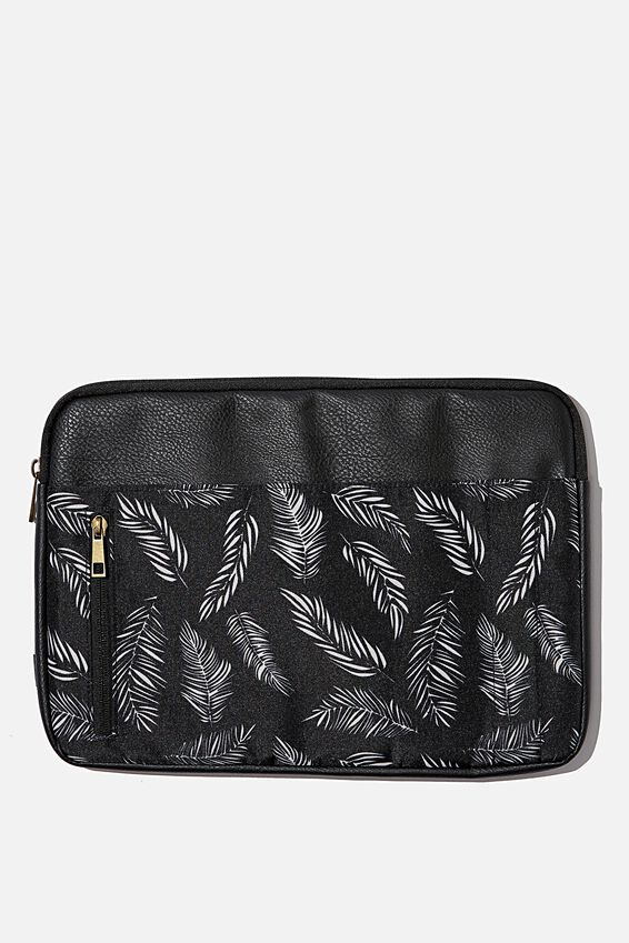 Take Charge Laptop Cover 13 inch, FERNERY