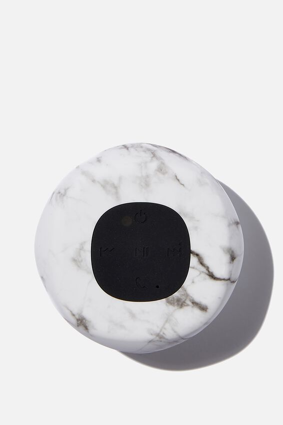 Wireless Shower Speaker, MARBLE 2.0