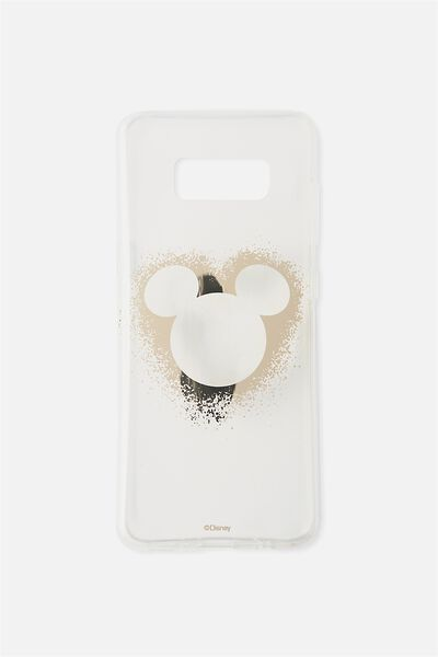 Phone Cover S8, LCN MICKEY HEAD