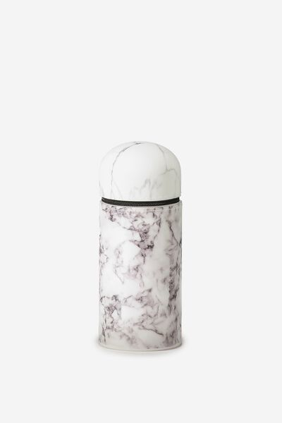 Standing Pencil Case, MARBLE