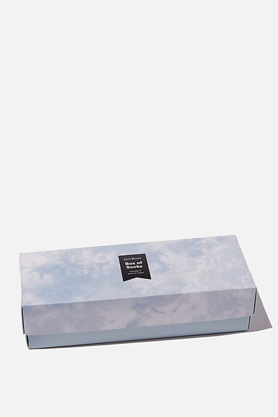 Care Bears Box of Socks, LCN CLC CARE BEARS