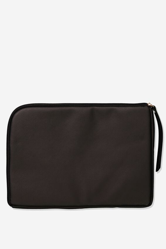 Premium Laptop Case 13 inch, PURPLE LEOPARD